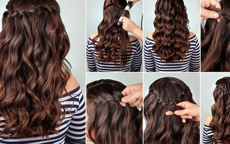 Long Curly Haircuts For Teenage Girls - Best Kids Hairstyle