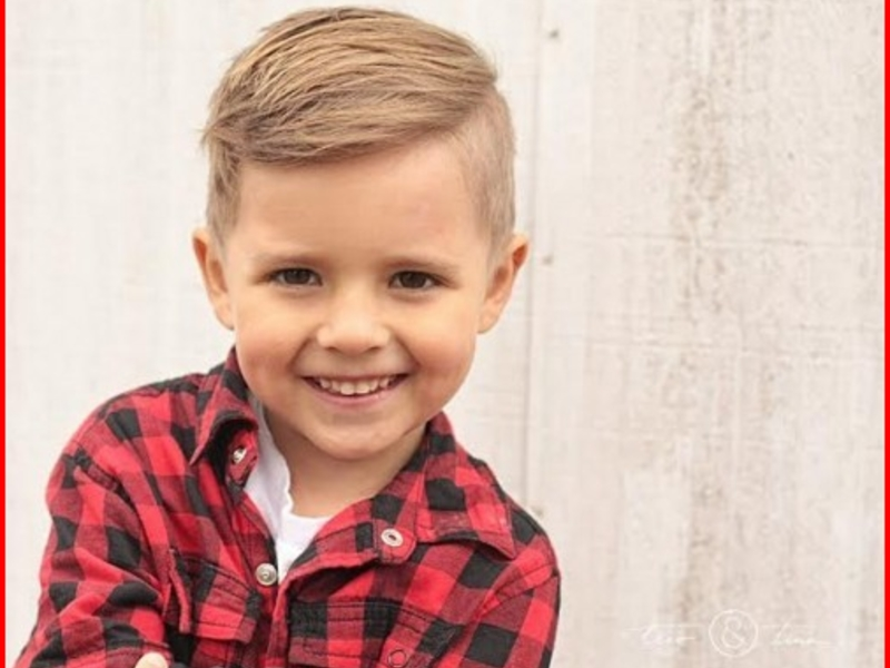 Male Child HairStyles 2018