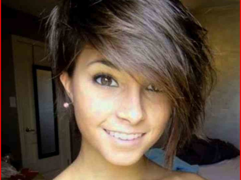 Short Haircut For Teen Girls 2018 Best Kids Hairstyle