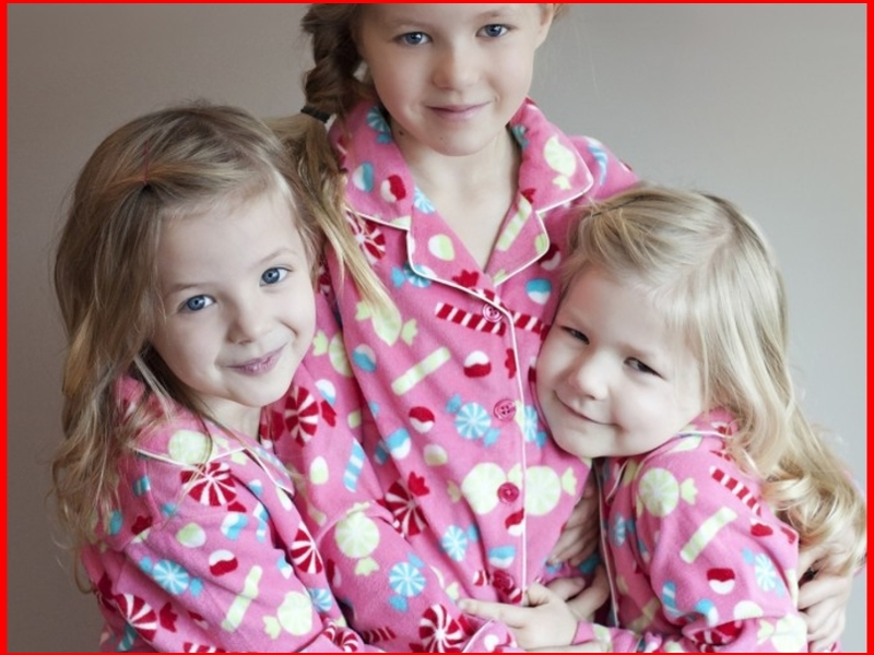 Cute Pretty Hairstyles For Your Little Girls