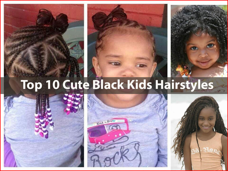 Hairstyles For Black Teenage Girls