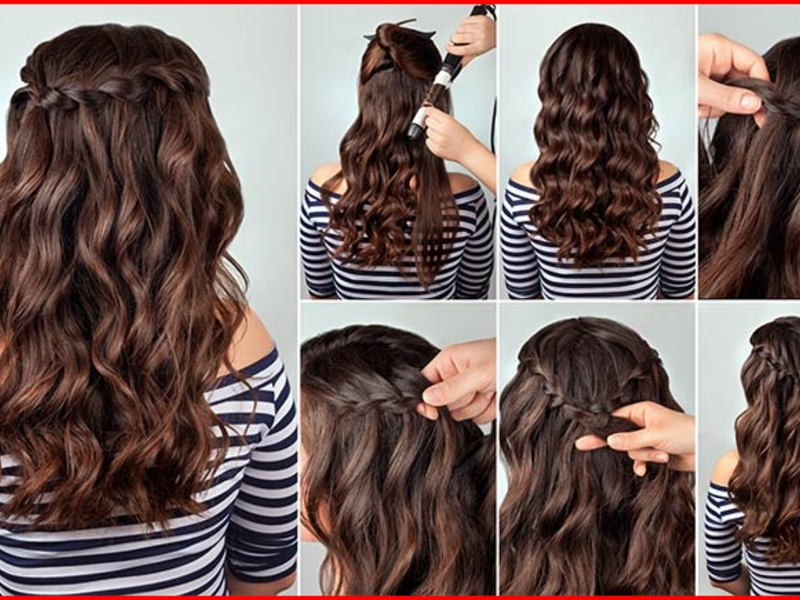 Miraculous Long Curly Haircuts For Teenage Girls Best Kids Hairstyle Natural Hairstyles Runnerswayorg