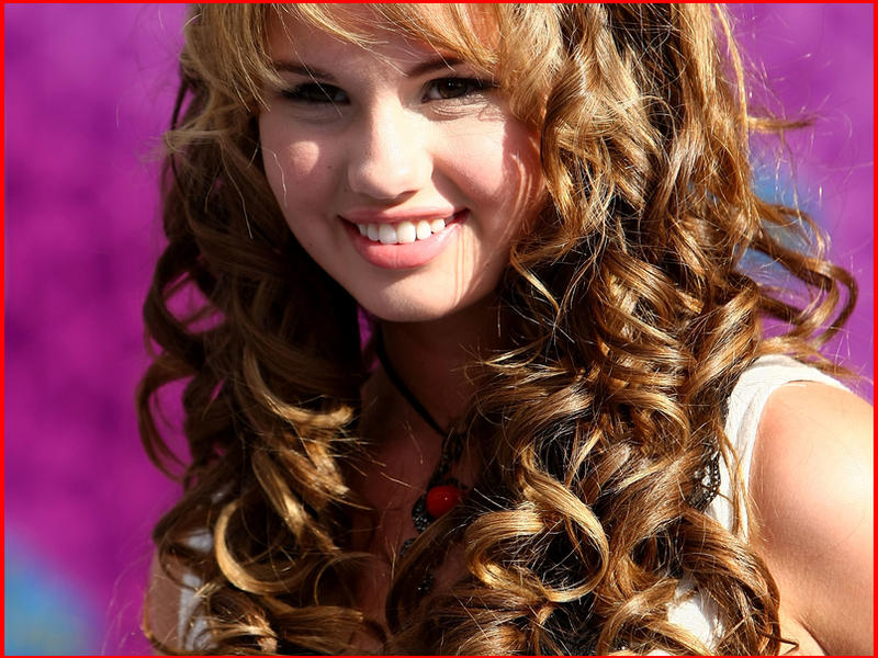 Long Curly Haircuts For Teenage Girls
