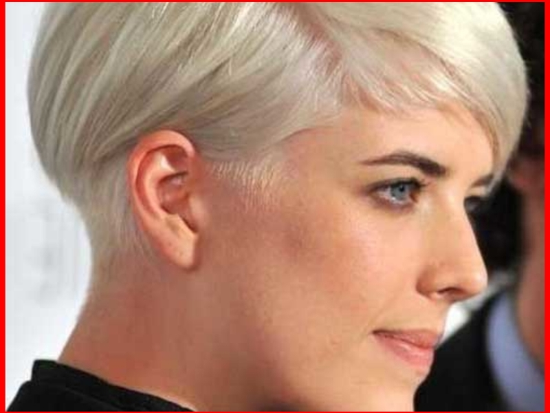 Short Summer Haircuts For Ladies 10