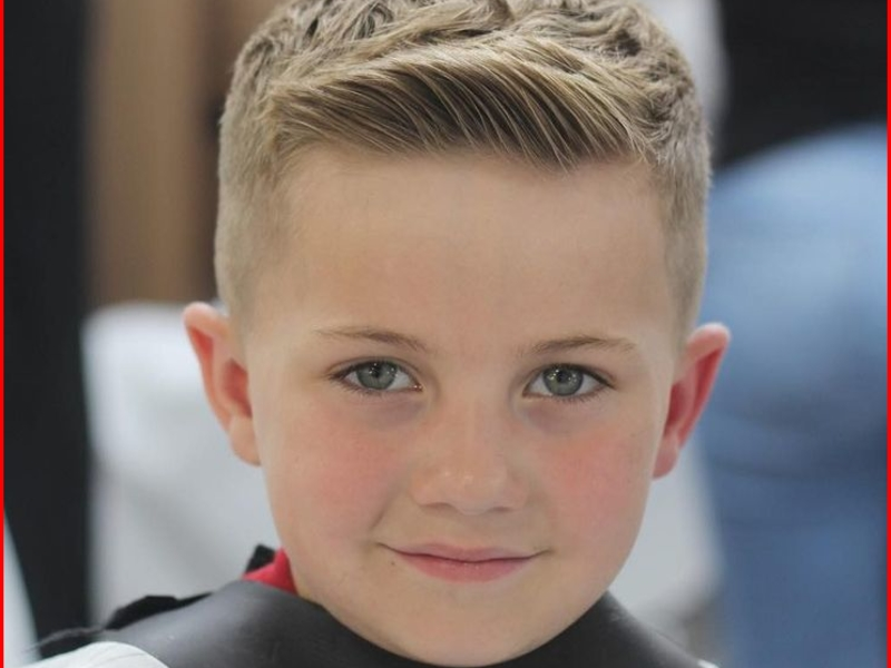 Male Child HairStyles 2018 - Best Kids Hairstyle