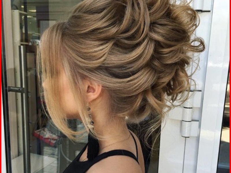 Up do Hairdo For Prom 2018