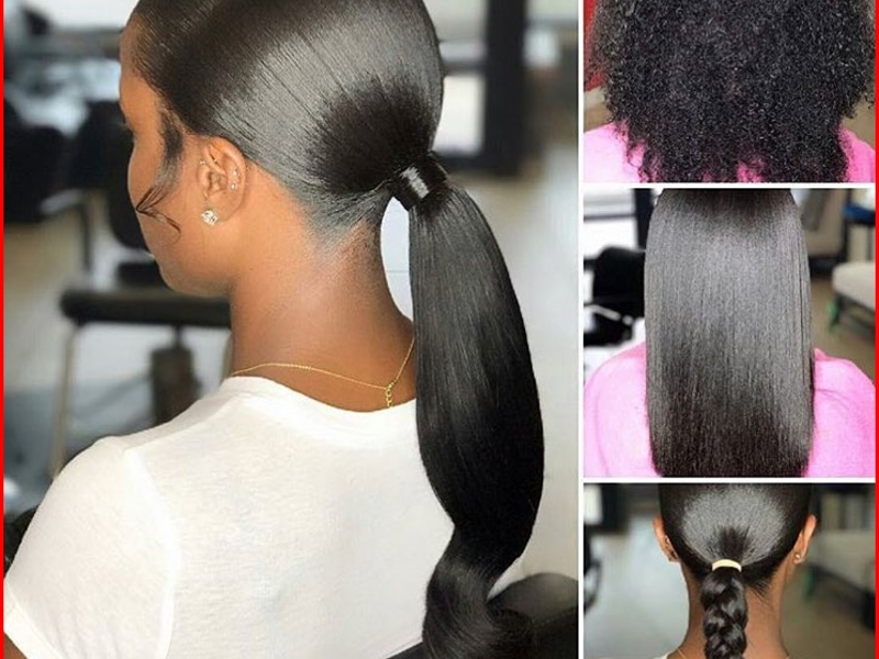 Beautiful Hairstyles With The Ponytail For Restyling
