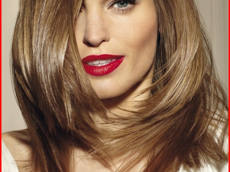 Beautiful Hairstyles For Angular Faces