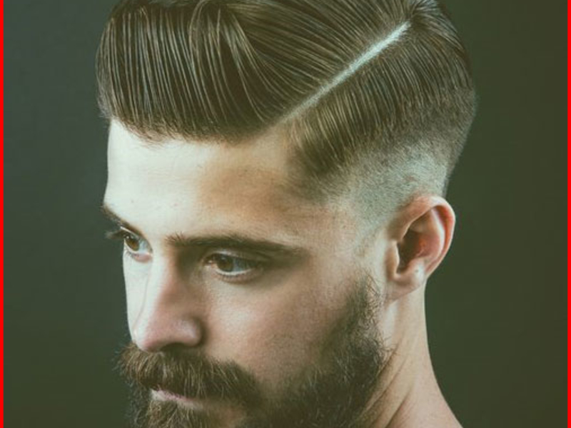 Hairstyles With Side Parting