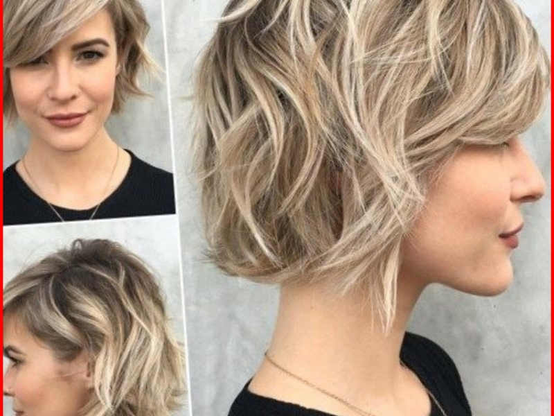 Our TOP 25 Short Hairstyles January 2018