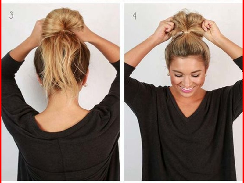 Fast Hairstyles: The Coolest Styles in the Morning