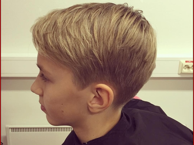 12 Year Old Boy Haircuts , Best Kids Hairstyle