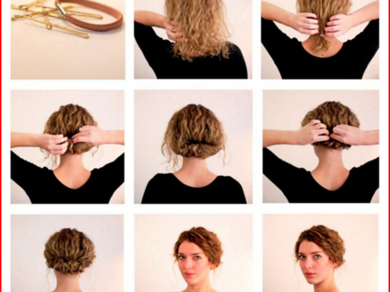Fast Hairstyles For Women