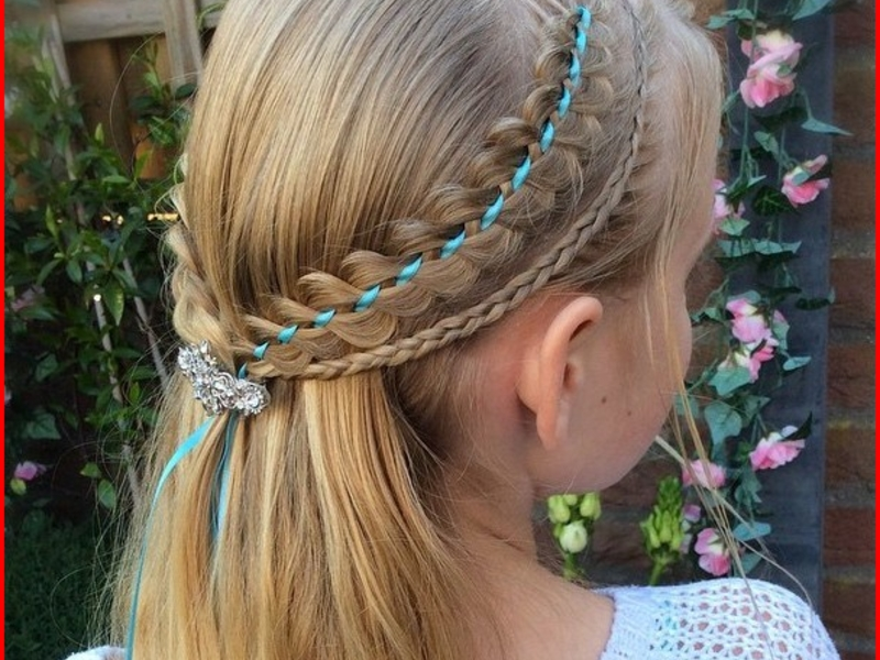 Hairstyles for Young Girls