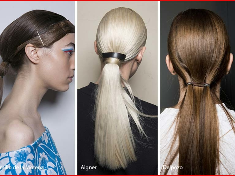 Trend Hairstyles 2018 All Off To The Hairdresser
