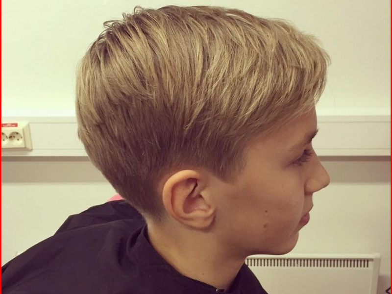 Best 13 Year Old Haircuts - Best Kids Hairstyle