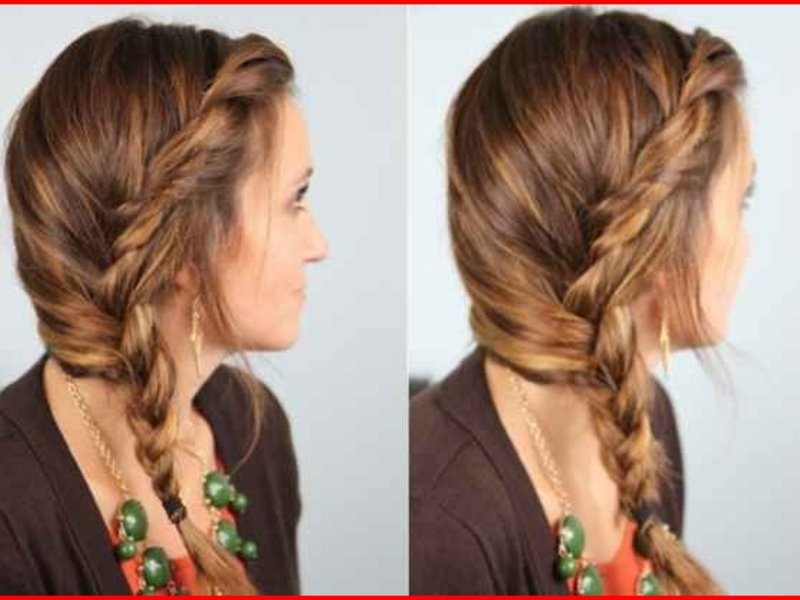 Cool Hairstyles For School