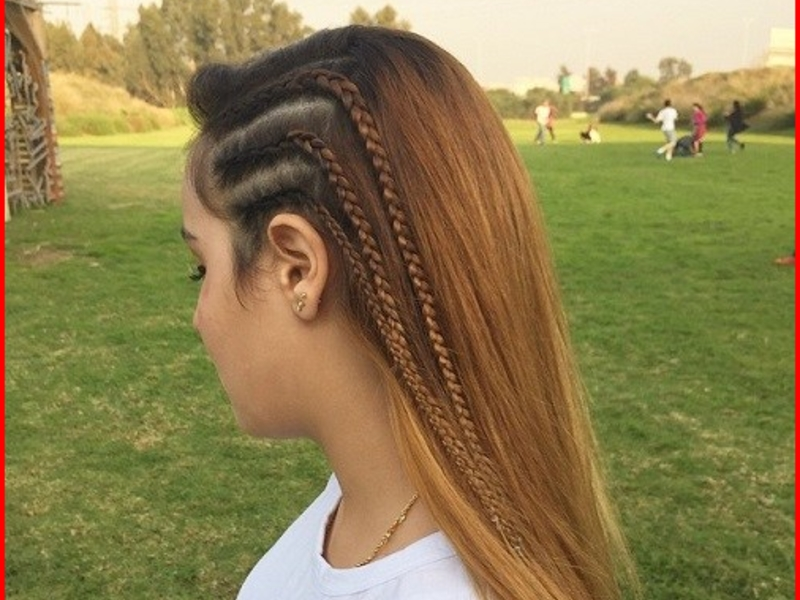 Cute Hairstyles For Teenage Girls - Best Kids Hairstyle