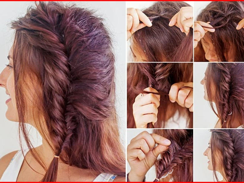 Easy Hairstyles For Teenage Girl