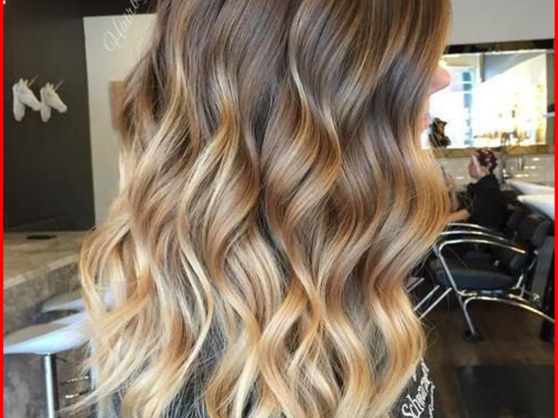 Hair Color For Teenage Girl