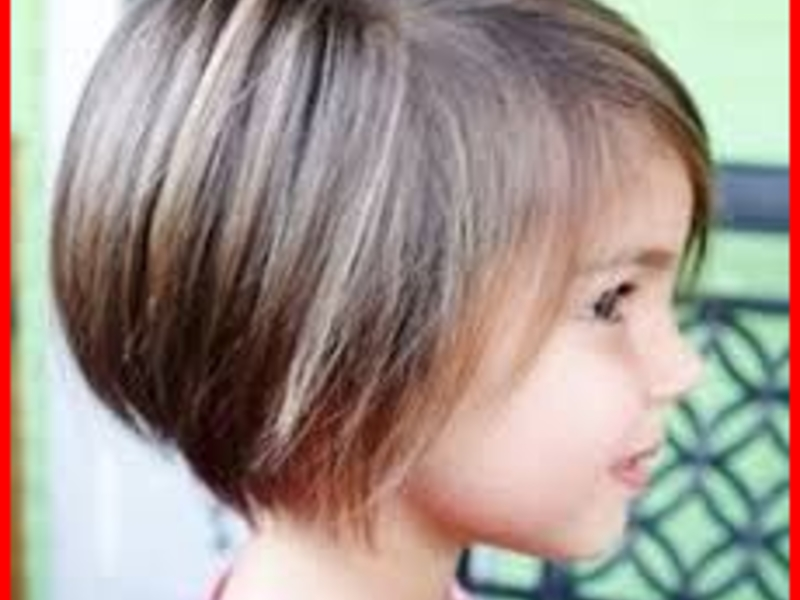 Haircuts For Young Girls