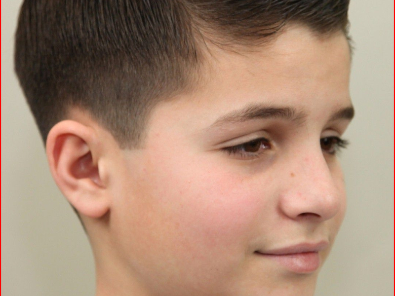 Hairstyles For 15 Year Old Boy