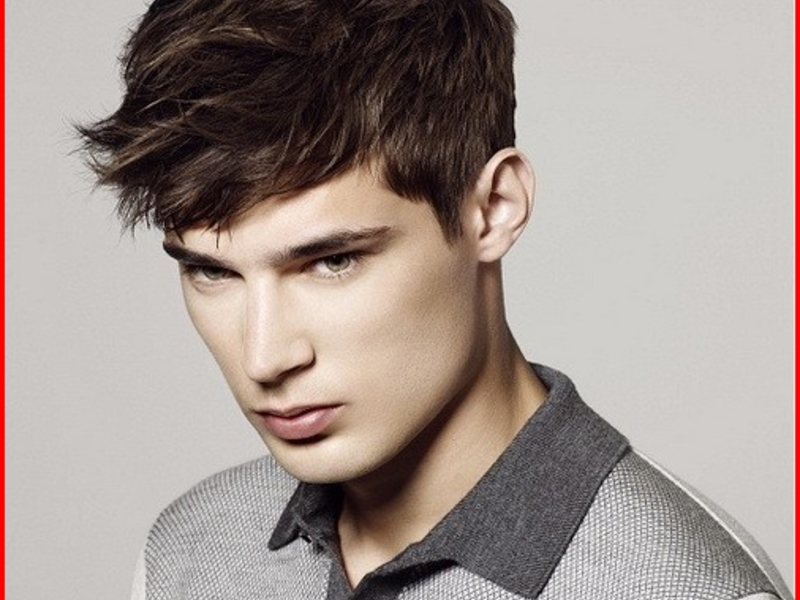 Hairstyles For Teenage Guys - Best Kids Hairstyle