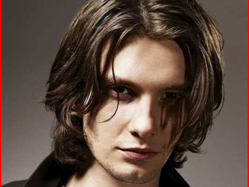 Long Hairstyles For Teen Boys
