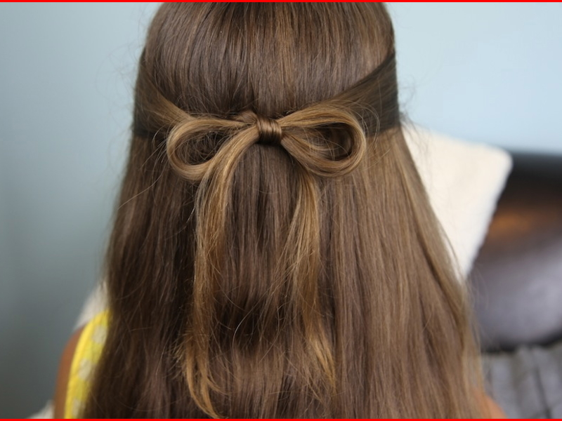 Simple Hairstyles For Teens