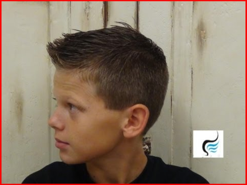 13 Year Old Boy Haircuts Best Kids Hairstyle