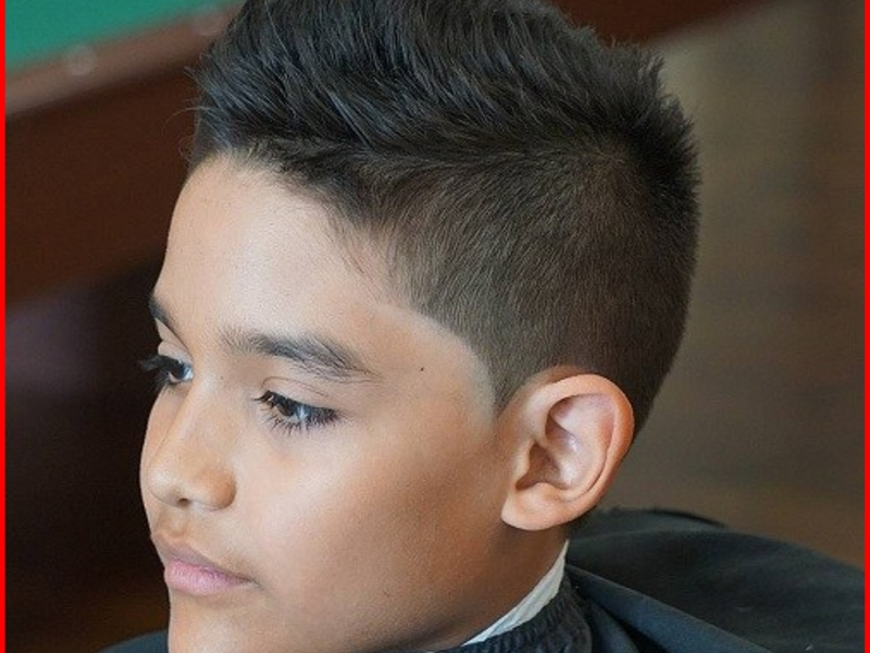 Best Haircut For Teenage Boys
