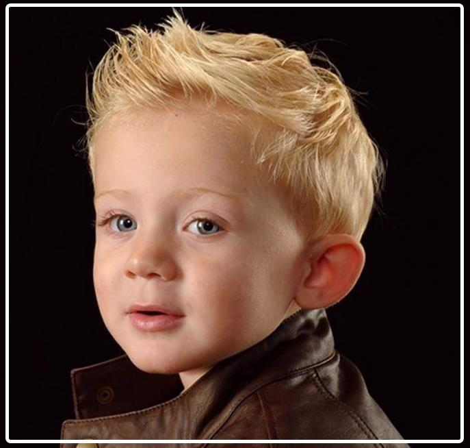2 Year Old Boy Haircuts - Best Kids Hairstyle