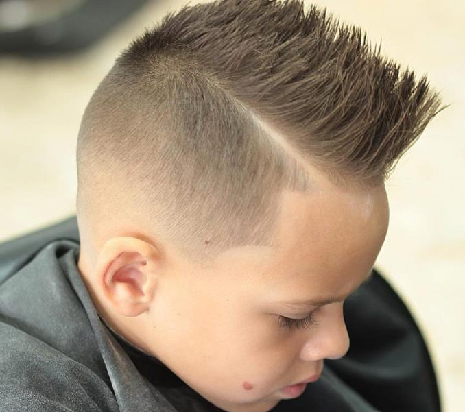 2 Year Old Boy straight hairstyles