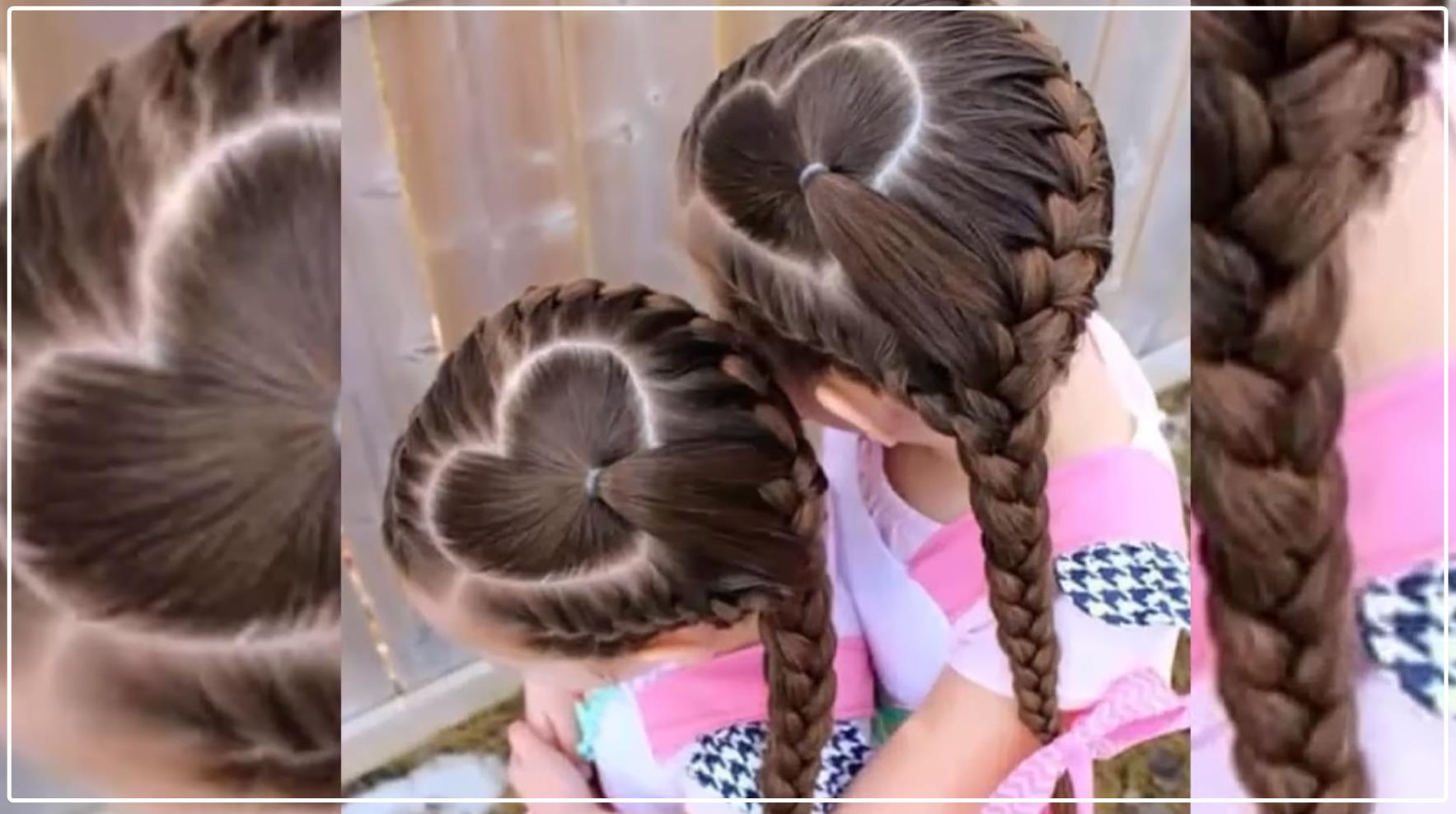 Braids Hairstyles For Kids 2018