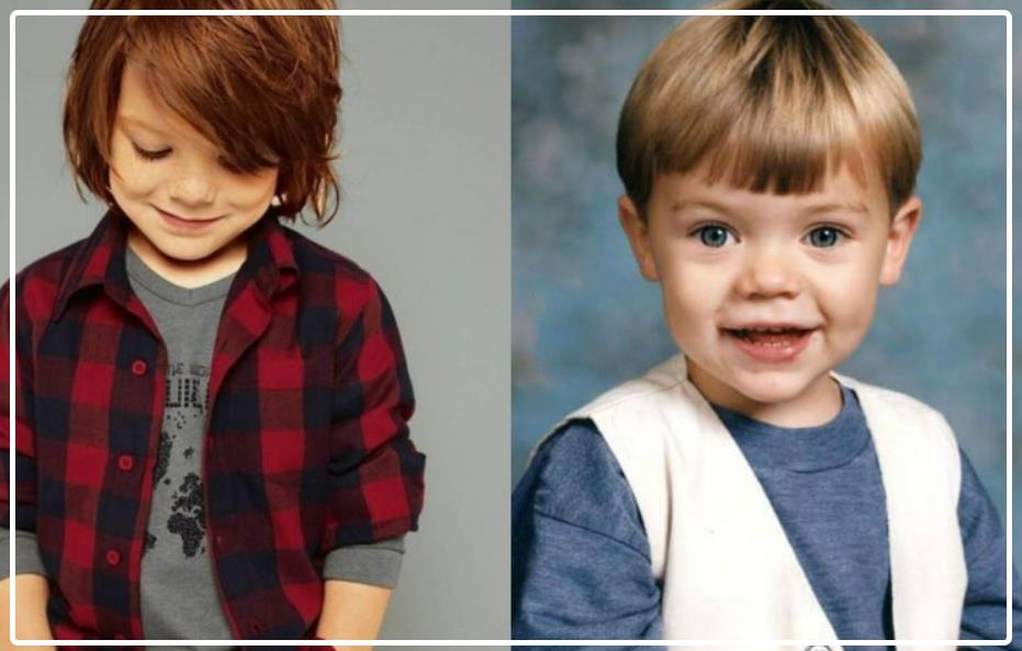 Year Old Boy Haircuts Best Kids Hairstyle